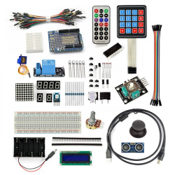 SainSmart Project Starter Kit For Arduino UNO R3 Mega2560 Mega328 Nano