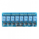 SainSmart 8 Channel DC 5V Relay Module for Arduino Raspberry Pi