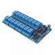 SainSmart 16-Channel 12V Relay Module For PIC ARM AVR DSP Arduino MSP430 TTL Logic