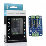 SainSmart 2 Channel 5V Solid State Relay Module Board.OMRON SSR AVR DSP Arduino