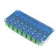 Sainsmart 8 Channel 5V Solid State Relay Module Board.OMRON SSR 4 Arduino Raspberry Pi