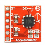 Arduino ADXL335 Triple Axis Accelerometer Breakout Module