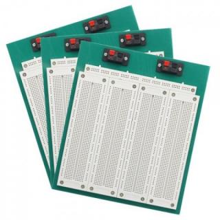 Breadboard - 65 jumper cables - 2900 pins