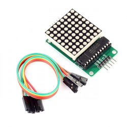 Display Dot Matrix Module - 8x8 - MAX7219