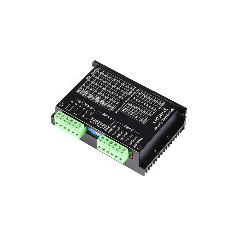 CNC 2M542 Stepper Motor Driver Controller 4 5A Support Nema17/23/34