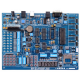 New QL200 PIC Microchip MCU Development Board & USB Programmer Kit 1602 LCD ICD