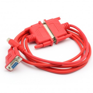 SC-09 FX/&A Series PLC Programming Cable For Melsec PLC Mitsubishi RS232 to RS422