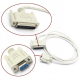 SC09 SC-09 Cable RS232 to RS422 adapter for Mitsubishi MELSEC FX & A series PLC