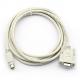 NEW PLC Programming Cable For Mitsubishi Q Series Programming Cable QC30R2