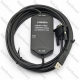 New USB-MPI+ Optical Isolated PLC Cable USB to RS485 adapter for Siemens S7-300 /400