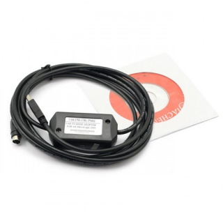 USB-1761-CBL-PM02 Control Cable USB to RS232 for Allen Bradley AB MicroLonix PLC