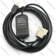 USB-CIF02 PLC Programming Cable For Omron CPM1/CPM1A/2A/CQM1/C200HS/HX/HG/HE&SRM1
