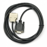 SainSmart PLC Programming Cable Compatible with CQM1-CIF02 Omron For RS232 C200HS C200HX/HG/HE SRM1 Series