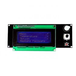 SainSmart 3D Printer Sanguinololu Reprap LCD 2004 Controller Adapter SD Reader