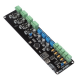Melzi with heatsinks, Reprap 3D Printer controller board, ATMEGA1284p, A4988