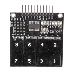 TTP226 8-way touch module Capacitive touch switch