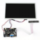 SainSmart 10.1 Inch TFT LCD 1024*576 Monitor Driver HDMI VGA for Raspberry Pi