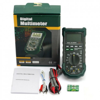 Sinometer MS8229 Auto-Range 5-in-1 Multi-functional Digital Multimeter