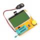 Huhushop™ Mega328 Transistor Tester Diode Triode Capacitance ESR Meter MOS/PNP/NPN L/C/R