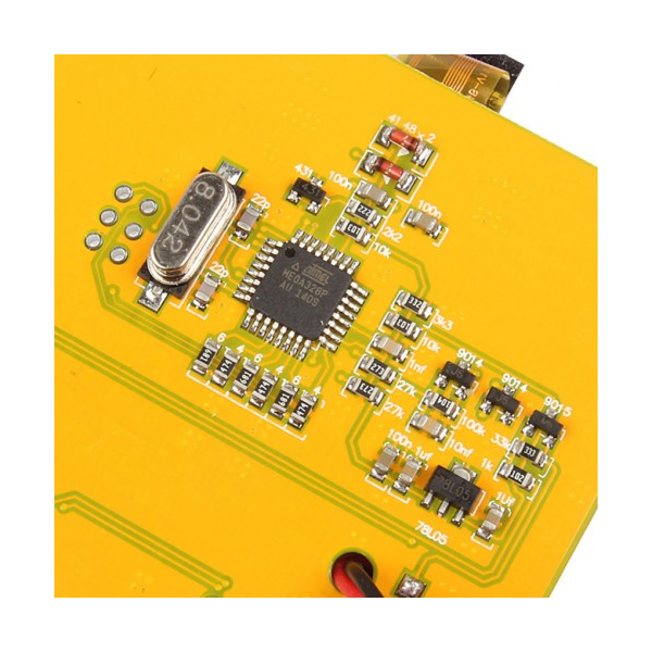 The Digital Capacitor Tester Measuringandtestcircuit Circuit