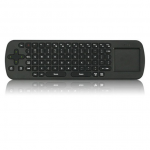Wireless Mini 2.4GHz Air Mouse Keyboard With Touch Pad For Mini Android Google TV Box