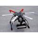 FPV Anti Vibration Multifunction Damping Landing Skid Kit for F450 F550