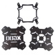 x525 600mm X600 V3 Glass Fiber Frame QuadRotor 4 axis QUADX Multi RC KK MK UFO