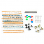 Electronic Parts Pack Kit for Arduino Component Resistors Switch Button HM