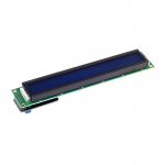 SainSmart 4002 TTL Serial Character LCD Display Module Blue/Yellow-Green for Arduino Raspberry Pi