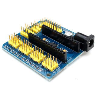 Nano Uno Prototype Shield For Arduino