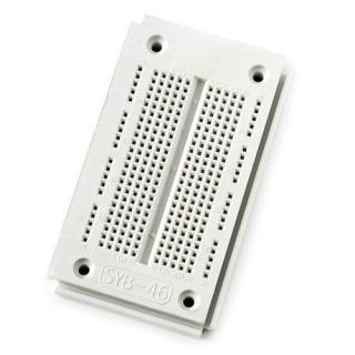 Breadboard - 90x52x8.5 mm - 300 pins