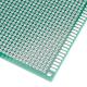 60*80mm Double-Side Prototype Board PCB, FR-4 Glass Fiber