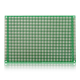 Prototype board - Double sided - FR-4 Glass Fiber - 80x120 mm