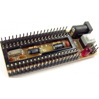51 MCU minimum system board STC89C52 development board