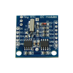 Real Time Module -Tiny RTC I2C DS1307 AT24C32
