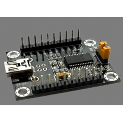 FT232RL module USB to TTL (UART) 3.3V/5V TTL level selection