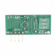 433M receiver module 433MHZ Superregeneration Wireless Transmitter Module Burglar Alarm