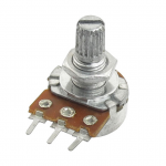Single Linear Taper Potentiometer