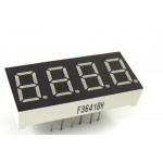 4 Digit 7 Segment LED Super Red LED Display Common Anode