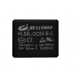 5V relay 5pins HLS8L-DC5V-S-C