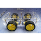 Robot Smart Car Chassis Kit - 4-wheel