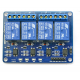 4-Channel 5V Relay Module for Arduino DSP AVR PIC ARM