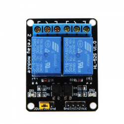 2-Channel 5V Relay Module for Arduino DSP AVR PIC ARM
