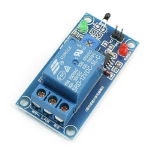 Thermal sensor module - relay module combo