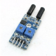Vibration sensor module 2-way motion sensor module for Arduino