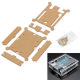 Transparent case for Arduino UNO R3