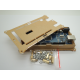 Mega 2560 R3 Enclosure Transparent Case Clear For Arduino