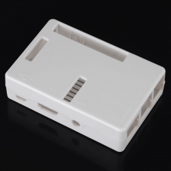 Raspberry PI 2 B+ Square Case White