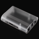 Raspberry PI 2 B+ Oval Case Transparent