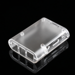 Raspberry PI 2 B+ Oval Case - Transparent